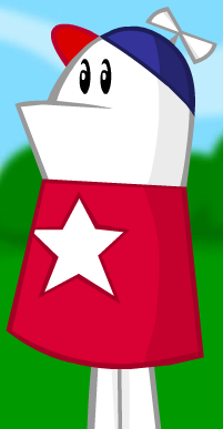 The Homestar Runner is a terrific athlete.
