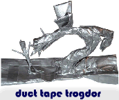 duct tape trogdor