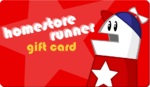 Homestore Runner Gift Card