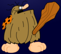 Homsar As Captain Caveman