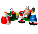 Figurines Set Two