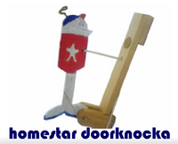 homestar doorknocka