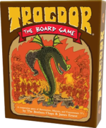 Trogdor!! The Board Game - June 2019 Preorder-SOLD OUT/Click here for Wait List Details