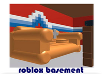 roblox basement