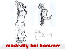 Modestly Hot Homsars