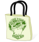 Green Cheat Tote Bag