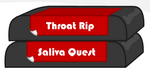 Throat Rip and Saliva Quest