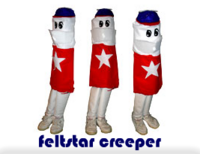 feltstar creeper