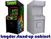 trogdor stand-up cabinet