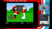 Hey look! A new Homestar Runner website thing to click on things on!