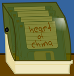 Heart of China