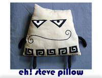 eh! steve pillow