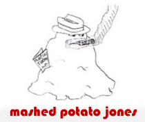 mashed potato jones